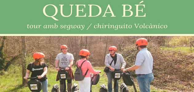 Segway Garrotxa is well with Naturatours