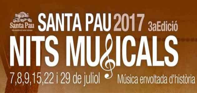 Soirées musicales à Santa Pau Garrotxa recommandés par Segway
